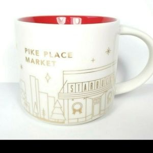 Starbucks 2014 pike place mug